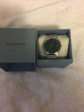 NWT Skagen Men's SKW6334 Jorn Stainless Steel-Mesh Watch List $125