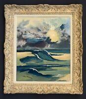 LILY MASSON (1920-2019) Fille du peintre André MASSON // Oeuvre Surréaliste (16)
