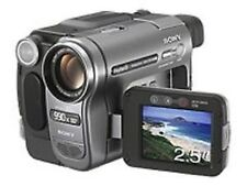Sony Digital8 Camcorders