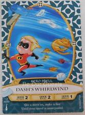 Disney Sorcerers of the Magic Kingdom Card 44 Dash's Whirlwind New