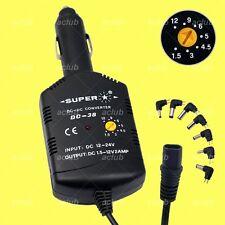 2A 2000mA DC/DC Car Charger Power Adapter Converter 1.5V-3V-4.5V-5V-6V-9V-12V