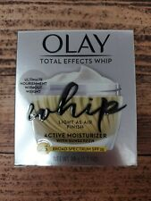 Olay Total Effects Whip Light Active Moisturizer With Sunscreen 25 SPF Beauty