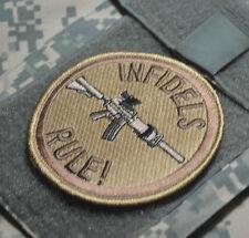 AFG-PAK NATO JSOC ISAF ELITE SP OPS burdock-hook 2-INSI9GNIA SET: CZECH KOMANDO