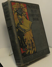 Mother's Blue Fairy Tale Book edited by Laura Dent Crane - 1905