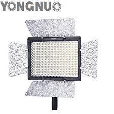 YONGNUO YN-600  yn600 LED Camera Video Light For Canon Nikon