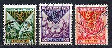 Netherlands - 1925 Child welfare Mi. 164-66 Superb used
