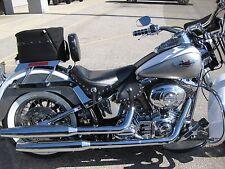 Harley Softail XL Heat Shield Deflector Raised STUDS only