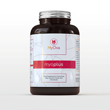 MyOva supplement for PCOS: Myo-inositol + Folate + Chromium | Made in the UK