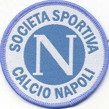 Napoli Naples 80's Football Badge Patch 7cm X 7cm