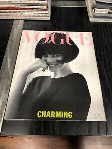 Vogue Italia Speciale n 30 marzo 1990  Charming