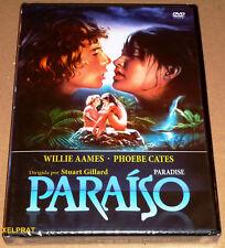 PARAISO / PARADISE - Willie Aames / Phoebe Cates -English Español - Precintada