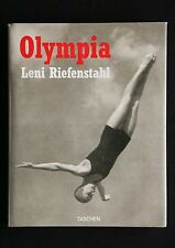 Leni Riefenstahl - Olympia HC/DJ wide range of images from 1936 berlin olympics