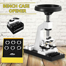 5700# Bench Watch Opener Case Back Press & Accessories ,Watchmaker's Repair Tool