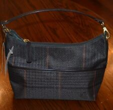 LAUREN RALPH LAUREN Womens  Small Olive Plaid Shoulder   Hand Bag NWT f125fd983912d