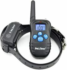 Rechargeable and Waterproof E Training Collar 3 Modes for All Sized Dogs
