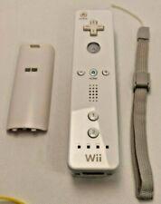 Original Nintendo Wii / Wii U Remote WiiMote Controller RVL-003 in Weiß White
