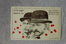 Butch Cassidy and the Sundance Kid Lobby Card Movie Poster Robert Redford__