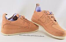 Women's Nike Air Force 1 CMFT TC SP - SIZE 12 - NEW - 921072-200 Tan Cognac One