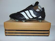 Vintage 90 ADIDAS Assalto TRX SG Scarpe Calcio 46.5 US 12 Soccer Shoes Boots Old