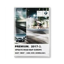 BMW Road Map Update East/West Europe Premium 2017-2 - CIC System (1-USB)