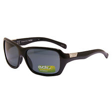 SMITH - SHINY BLACK BROOKLYN CLASSIC SUNGLASSES WITH CASE