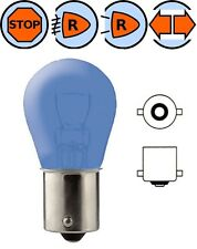 AMPOULE 12V 21W BA15S BLEU VOITURE LAMPE FEU STOP ARRIERE BROUILLARD CLIGNOTANT