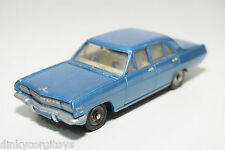 DINKY TOYS 513 OPEL ADMIRAL METALLIC BLUE EXCELLENT CONDITION