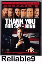 Thank you for smoking DVD+Special features Region1- 2006 20th Century Fox USA