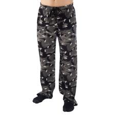 BNWTS Batman Men's Jersey Pajama Pants SIZE  2XL & XL GRAY CAMO PRINT