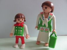 PLAYMOBIL @@ PERSONNAGES FAMILLE @@ MAISON VICTORIENNE 1900 @@ A 20