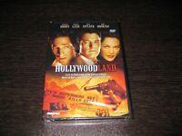 Hollywoodland DVD Adrien Brody Diane Lane Ben Affleck Sigillata Nuovo