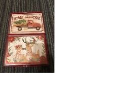 Christmas Cards -2 packs of 16