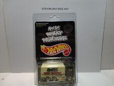 Hot Wheels Kool Aid Wacky Warehouse Black/White Hiway Hauler w/Real Riders