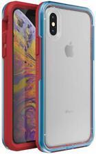 LifeProof SLAM Series Shockproof Case iPhone Xs & iPhone X Varsity Easy Open Box