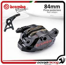 Brembo pinza freno post Supersport CNC P2 34 nera interass 84mm+staffa Kawasaki