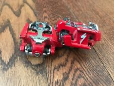 Vintage Specialized Mountain Bike SPD Red Pedals