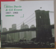 MILES DAVIS & GIL EVANS 1957-1963 COLUMBIA JAZZ COMPACT DISC SONY MUSIC 1997