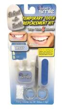 BRIGHT WHITE INSTANT SMILE TEETH REPLACEMENT KIT fast & easy Missing tooth 1188