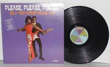 IKE & TINA TURNER REVUE Live Please, Please, Please LP Vinyl Vanetta Fields And