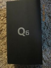 NEW sealed LG Q6 LG-US700 32GB 4G LTE GSM Factory Unlocked Smartphone