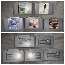 Nintendo 64 - N64 Games Bundle Game's X 5 Mint Rare # 5