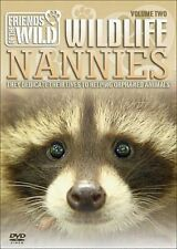 Wildlife Nannies: Volume 2 DVD (2008)