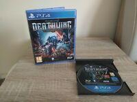 Space Hulk Deathwing Enhanced Edition - PS4 Playstation 4 Warhammer 40,000 40k