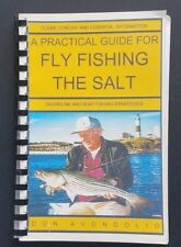 A Practical Guide For Fly Fishing The Salt Book Avondolio Saltwater Fishing