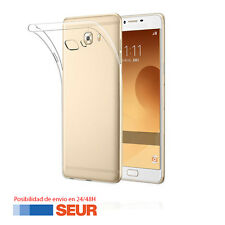 Funda de Silicona Gel Carcasa TPU para Samsung Galaxy C5 Pro.Transparente Liso