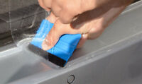 Ladekantenschutz für VW GOLF SPORTSVAN Schutzfolie Transparent Extra Stark 240µm