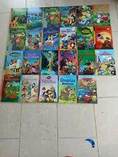 Walt Disney 23 Stück Kinderbücher Sammlung