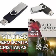 Musica Cristiana MP3  USB flash drive La Música Del Momento