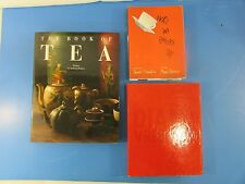 Lot of 3 - Why We Broke Up, The Book Of Tea & Diana Vreeland (Hardcover)