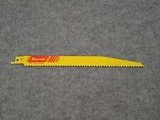"""New STARRETT Wood Saw Blade 6T Cuts 5/16"""" - 2-1/2"""", 8mm - 63mm, QTY of 1, BT96"""